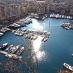 The Inner marina at Monte Carlo