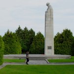 The Brooding Soldier, Canadian Memorial in Flanders