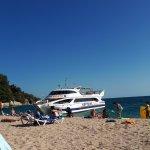 Coastal boat docking
