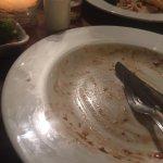 Dirty plates