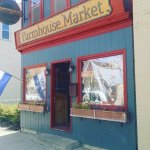 Farmhouse Market is located in an 1890s building with an adorable storefront.