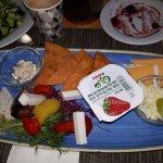 ארוחות טבעוניות מעולות שקיבלתי מהשף