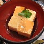 Ankimo tofu