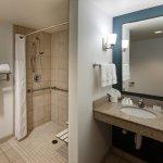 ADA Bathroom - Roll in Shower