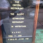 Foto de The Crystal Restaurant