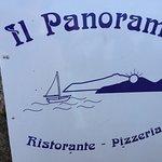 The Restaurant sign