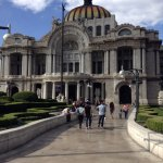 Beautiful Building in Centro MEX
