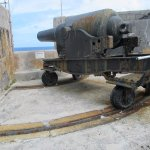 Fort St. Catherine's canons