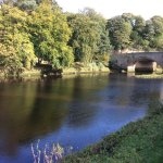The stunning River Coquet