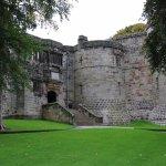 Exterior of Skipton Castle
