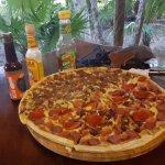 muy recomendable la pizza