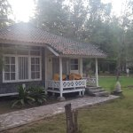 Our bungalow - good size