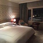 My 'standard' room at the Taj.