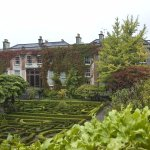 Bantry house with parterre