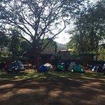Camping ground