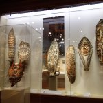 Shields from New Guinea