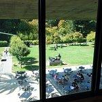Patio & Sculpture Garden