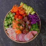 Always hungry for Poke House in Saigon.