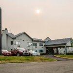 Quality Inn hotel in Kamloops, BC