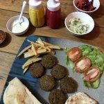 Foto de Restaurante Jerusalem Kebab Grill