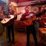 Mariachi Band in Lupe Tortilla