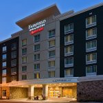 Fairfield Inn & Suites San Antonio Downtown/Alamo Plaza Foto