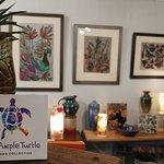 The Purple Turtle Artisan Collective
