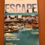 Escape guide