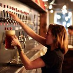 Our draft list is constantly rotating and focuses on local brewers and cider makers.