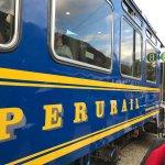 Peru rails