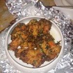 prawn peper and salt