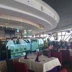 Inside Atmosphere 360 Restaurant