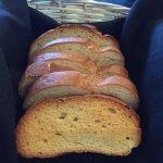 3. Warm Bread