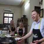 Green Bamboo Cooking School & Cafe Foto