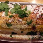 a side of Mexican street corn