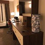 Dresser & tv in the room