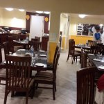 Panorama restaurant which serves delectable cuisine