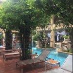 Foto de Burasari Resort