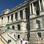 Added attraction behind Capital Building