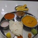 Special Fish Thali