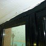Wassereinbruch im Zimmer 249