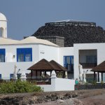 Hotel from Castillo