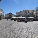 Praca de Giraldo (main square) Evora