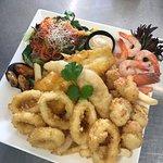 Salty Splash Seafood Platter