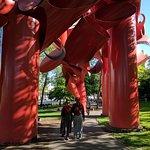 Rubber tubes ensemble @ Pacific Science Center, Seattle, WA.