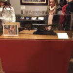 The Red Ryder! (In the museum across the street).