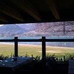 Splendida vista lago.