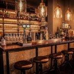 De sfeervolle bar