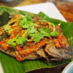 Ikan Chuan Deep Fried Promfret