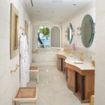 The Sandy Lane Suite Bathroom